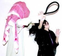 """""""سعودي"""" يضرب زوجته بسبب اسمها !!"""