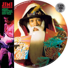 <b>Jimi Hendrix</b> - <b>Merry</b> Christmas and Happy New Year - 12&quot