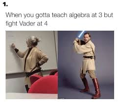 22 Of The Best Star Wars Memes On The Internet, They Are Yoda-lly ... via Relatably.com