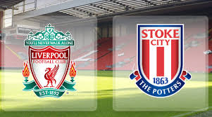 Image result for liverpool vs stoke city