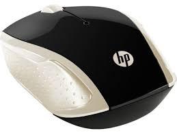 Купить компьютерную <b>мышь HP 200 Silk</b> golden в Москве, цена ...