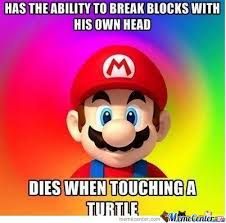 Super Mario Galaxy Memes. Best Collection of Funny Super Mario ... via Relatably.com