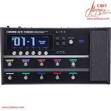 <b>Гитарный процессор Boss</b> GT1000 - Магазин музыкальный ...