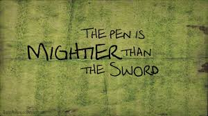 pen mightier than sword essay pen mightier than sword