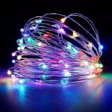 10M 100-LED Silver <b>Wire</b> Strip Light <b>1PC</b> #wedding Rating : 4.81 ...