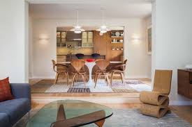 view in gallery cherner chair at the dining table 5 mid century modern accent chairs cherner furniture