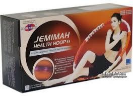 ROZETKA | <b>Массажный обруч</b> Jemimah II <b>Health Hoop</b> 1.7 кг ...