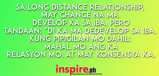 Long Distance Relationship Quotes - Tagalog Love Quotes