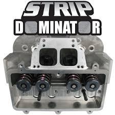 Strip <b>Dominator</b> Cylinder Heads - 94 bore