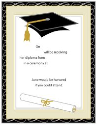 graduation invitation templates template lab graduation invitation templates 01