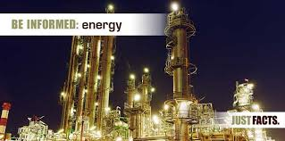 Energy – Just Facts