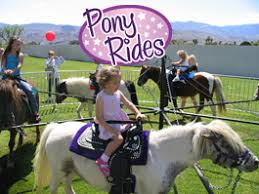 Florida pony parties directory