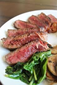 Perfectly Cooked Steak in <b>a Grill Pan</b> - thekittchen