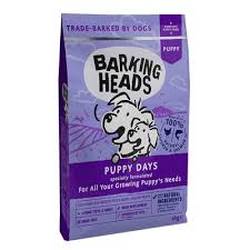 "Корм <b>Barking Heads</b> для щенков, с лососем и курицей ""<b>Щенячьи</b> ..."
