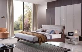 piece legacy classic sophia sleigh bedroom vig modrest volterra contemporary floating bed