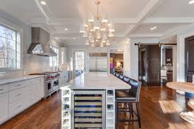 edgestar wine cooler kitchen transitional with chandelier home office in a closet leather studded bar chandelier home office lighting