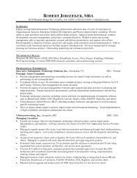 mba resume template com mba resume template and get inspiration to create a good resume 5