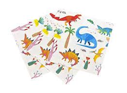Talking Tables <b>Dino Dinosaur Napkins Party Decorations</b>, Paper ...