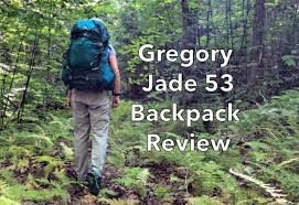 Gregory Jade 53 <b>Women's Backpack</b> Review - Section Hikers ...