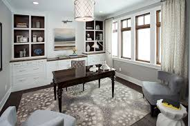 office built ins ideas home office transitional with white stool white stool built home office designs