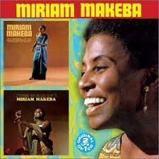 תוצאת תמונה עבור Miriam Makeba