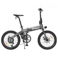 Xiaomi <b>HIMO Z20 Folding</b> Electric Moped Bicycle | Geekmall.eu