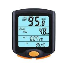 813 Wireless Speedometer <b>Waterproof</b> Bicycle Computer <b>Mountain</b> ...