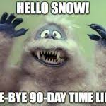 Abominable Snowman Meme Generator - Imgflip via Relatably.com