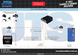 wiring diagrams jamie s touring solutions basic voltage sensitive soleniod dual battery system camper battery