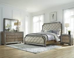 Mirrored Furniture Bedroom Sets Exceptional Queen Bedroom Set For Sale 3 Mirrored Bedroom