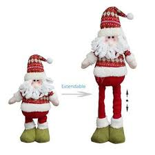 Celebrations & Occasions <b>Christmas</b> Extendable <b>Standing Doll Toy</b> ...