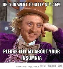 Oh, you can't sleep? - The Meta Picture via Relatably.com