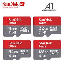 <b>100</b>% <b>Original Sandisk Micro</b> SD card Class10 TF card16gb 32gb ...