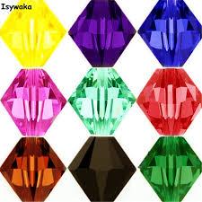 Isywaka Sale U Pick Color 3mm <b>4mm 6mm</b> 8mm <b>Bicone</b> Austria ...