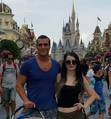 Meet a new couple in WWE quot   Paige and Alberto Del Rio are dating                                                  n                                              n                                              n