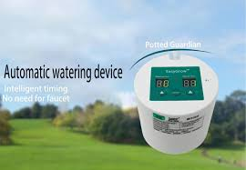 Plant Control Intelligent Garden <b>Automatic Watering</b> Controller ...