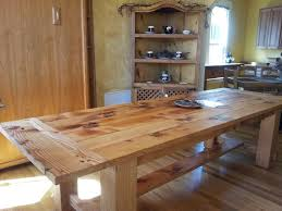 How To Build A Dining Room Table Rustic Kitchen Table Diy 18 Useful Storage Ideas For Small