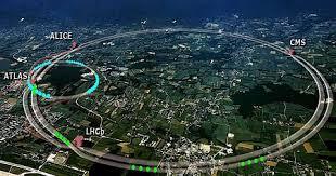 Resultado de imagen de El mayor acelerador de partículas del mundo