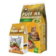 Корма <b>Puffins</b> для кошек — купить на Яндекс.Маркете