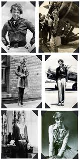 best images about amelia earhart instrumental bomber trench flight hat amelia earhart