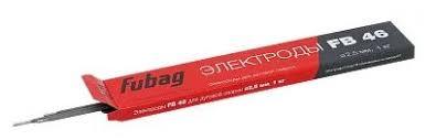 <b>Электроды</b> для ручной дуговой сварки <b>Fubag</b> FB46 3мм 5кг ...