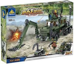 """<b>Конструктор KAZI</b> """"<b>Инженерные войска</b>"""" - 84040 купить в ..."""
