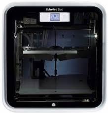3D принтер <b>3D Systems CubePro</b> Duo купить: цена на ForOffice.ru