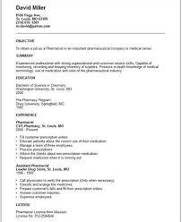 pharmacist  lt a href  quot http   cv tcdhalls com resume e html quot  gt resume    pharmacists resume examples   pharmacy resumes   livecareer