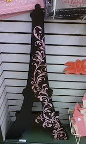 iron wall decor u love: sparkly eiffel tower wall daccor hobby lobby has these available