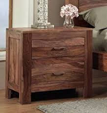 modus furniture 5c4081a atria nightstand brown solid wood furniture