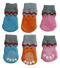 <b>TRIOL Носки для собак</b> N М S006( 9*3), полиэстер с ...