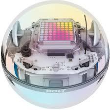 Купить робошар <b>Sphero BOLT K002APW</b> (Transparent) в Москве в ...