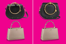 Can YOU tell the difference between the designer bag and the ...