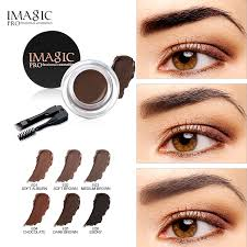 <b>IMAGIC New Arrivals</b> Professional Eyebrow Gel 6 Colors High Brow ...